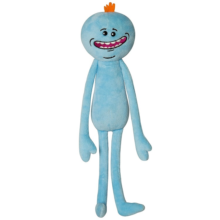 Happy Meeseeks Plush