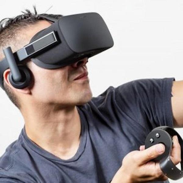 Oculus Rift + Oculus Touch Bundle
