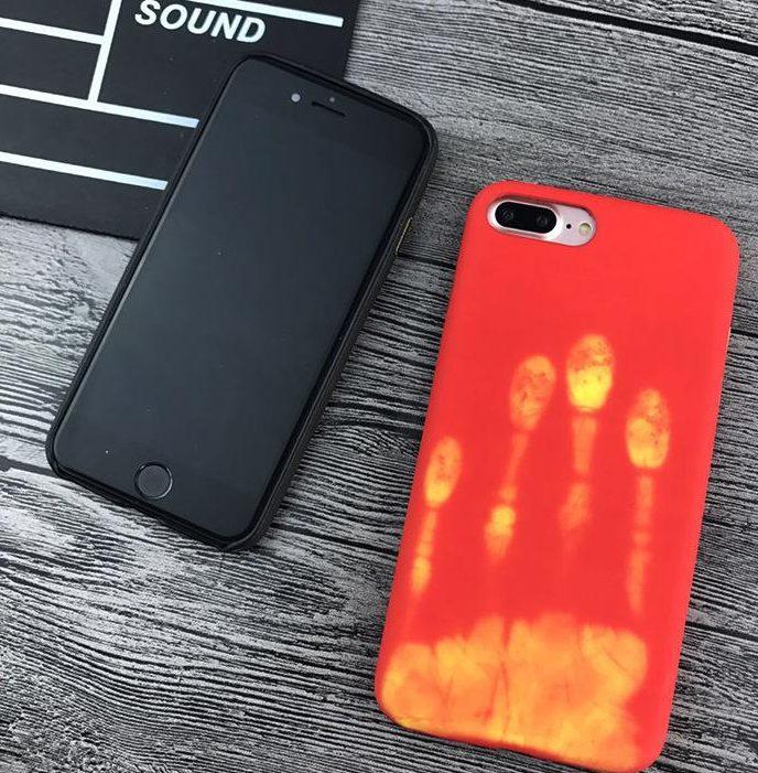 Thermal Sensor iPhone Case