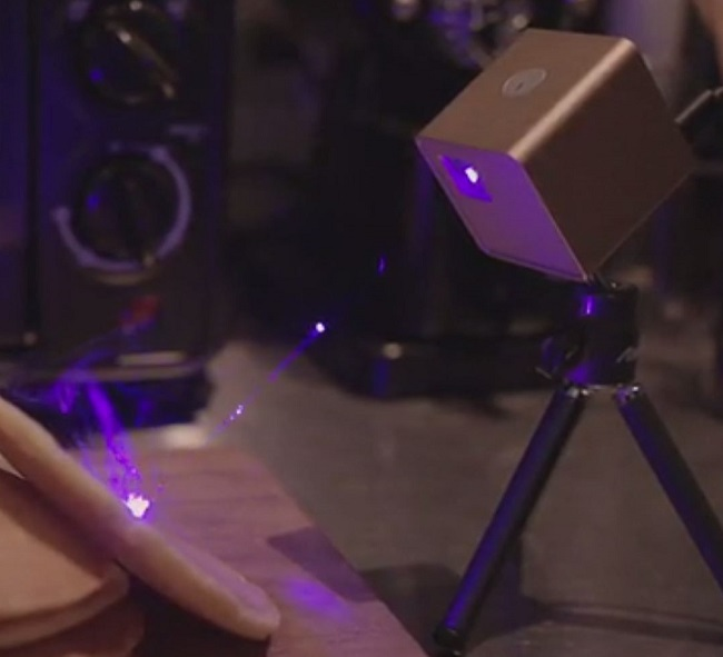 Compact Laser Engraver