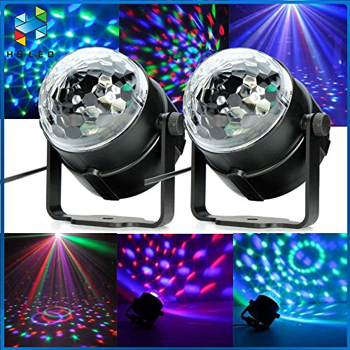 Home disco light for parties, weddings and birthdays