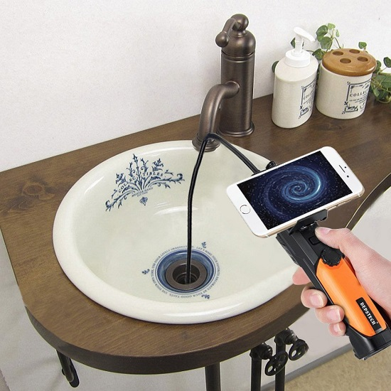Handheld Endoscope Camera