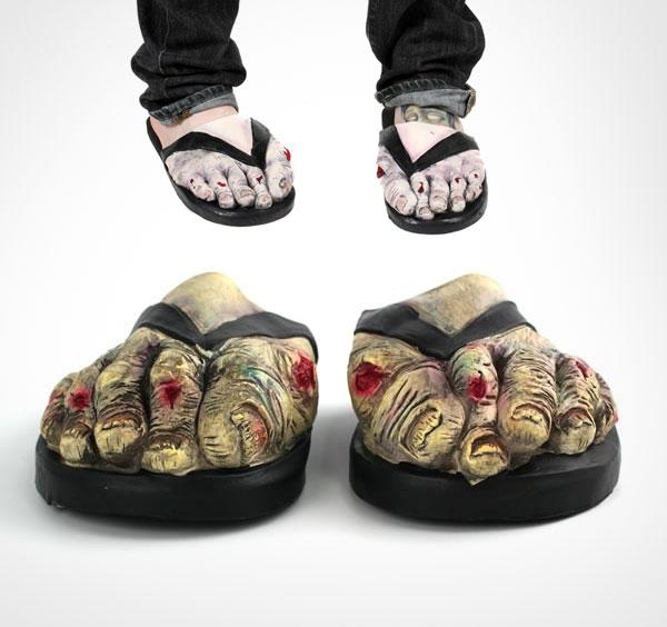 Zombie Feet Sandals