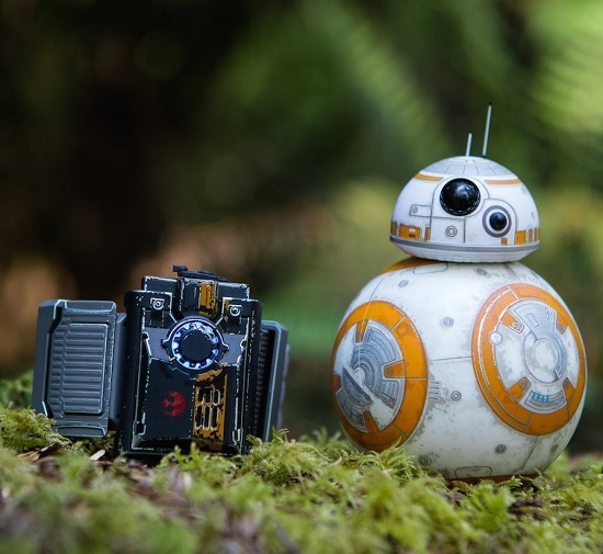 BB-8 Robot with Star Wars Force Band