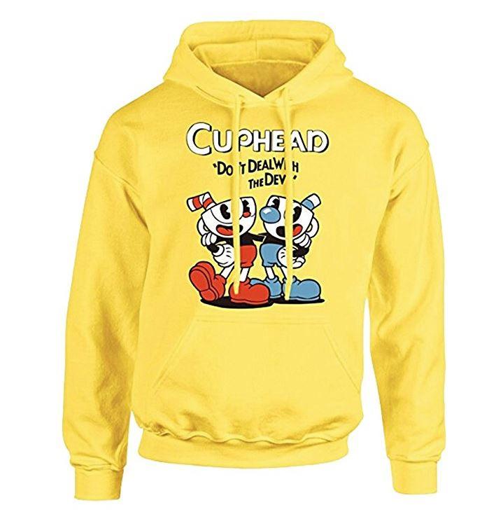 Cuphead Hoodie