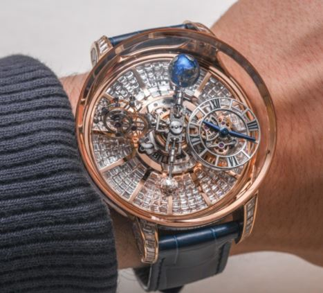 Jacob & Co. Tourbillon Watch
