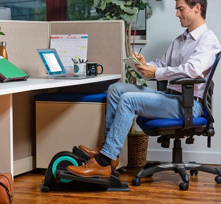 Cubii Jr: Mini Elliptical Exerciser For Use Under Desks