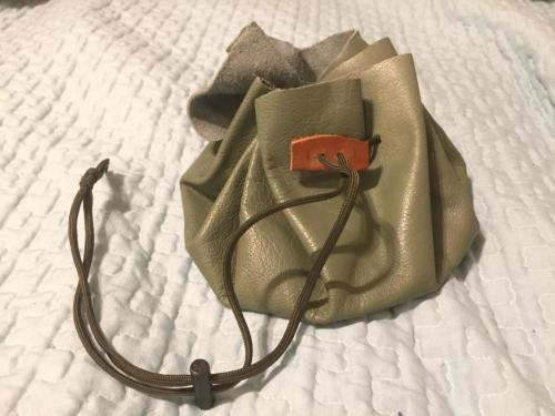 Medium Tinder/Possibles  Pouch
