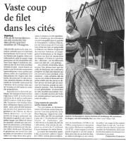 23.11.2005 - Coup de filet, Le Figaro