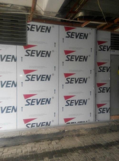 Proses Pengerjaan dengan Alimuminium Composite Panel Seven 2