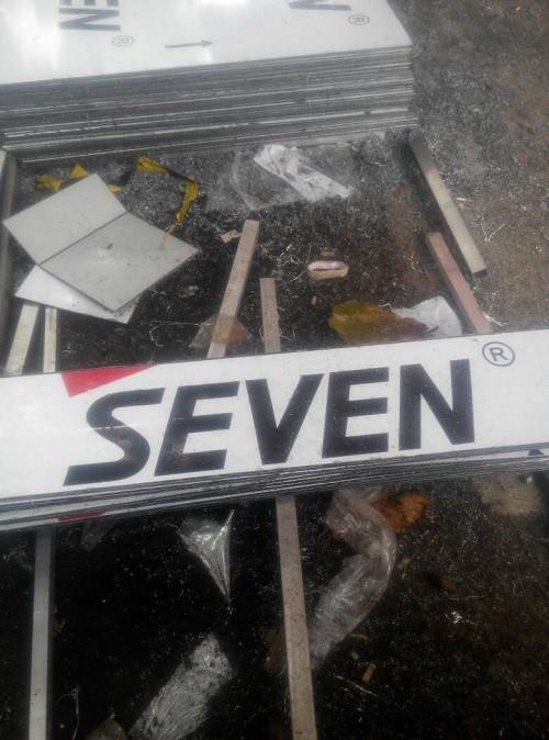 Proses Pengerjaan dengan Alimuminium Composite Panel Seven 3