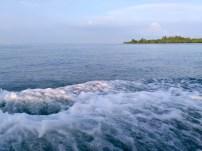 Perjalanan Pulang dari Pulau Mubut Darat