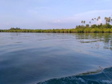 Pulau Mubut Darat