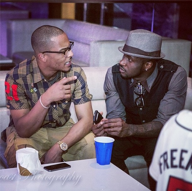 PSquare Featuring T I (B-T-S Photos) - Novice2STAR