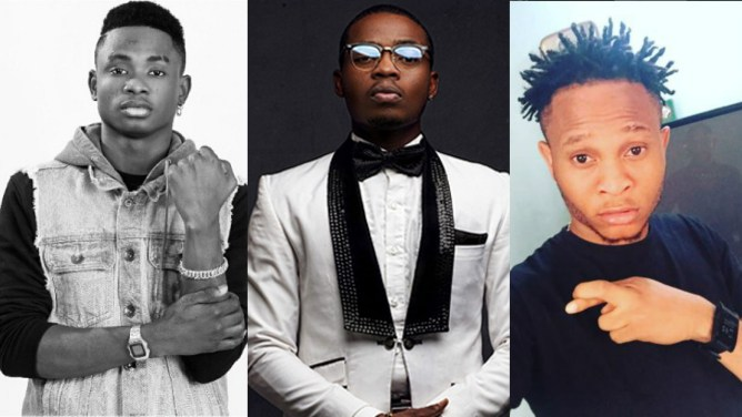 Olamide Confirms End Of Recording Contract For Lil Kesh & Viktoh
