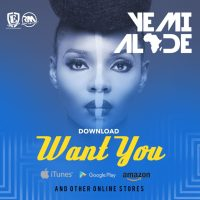 MUSIC: Yemi Alade – Want You (Prod Maleek Berry)