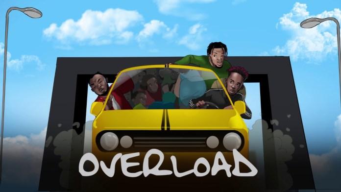 Mr Eazi - Overload ft  Slimcase & Mr Real - Novice2STAR