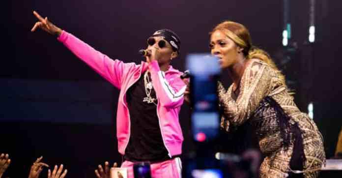 Did Davido Just Confirm Wizkid & Tiwa Savage's Relationship