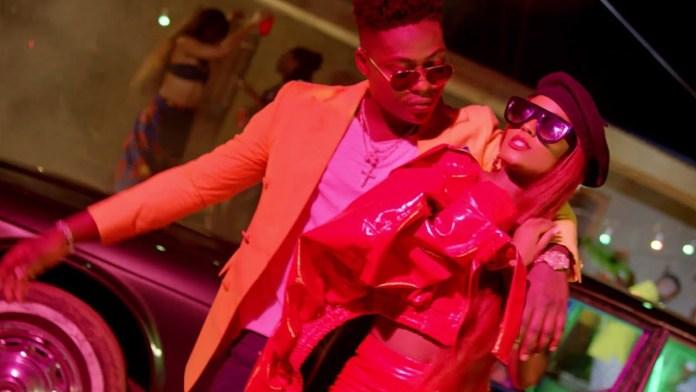 Vanessa Mdee ft. Reekado Banks – Bambino (Video)