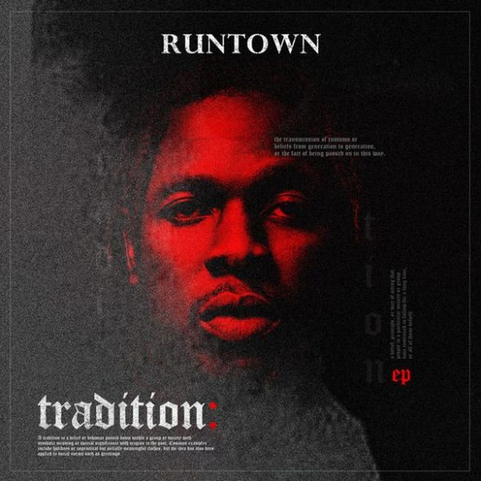 Runtown – International Badman Killa (MP3)