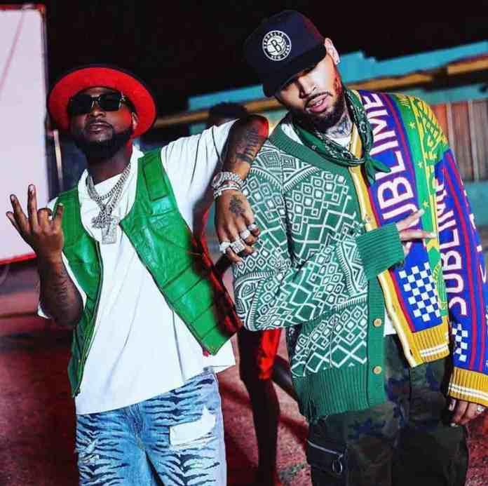 """LYRICS: Davido x Chris Brown – """"Blow My Mind"""" Lyrics"""