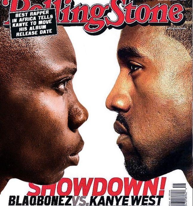 """Blaqbonez – """"Jesus Is Black"""" (Letter To Kanye West)"""