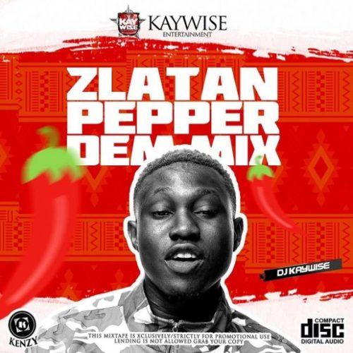 """DJ Kaywise – """"Pepper Dem Mix"""""""