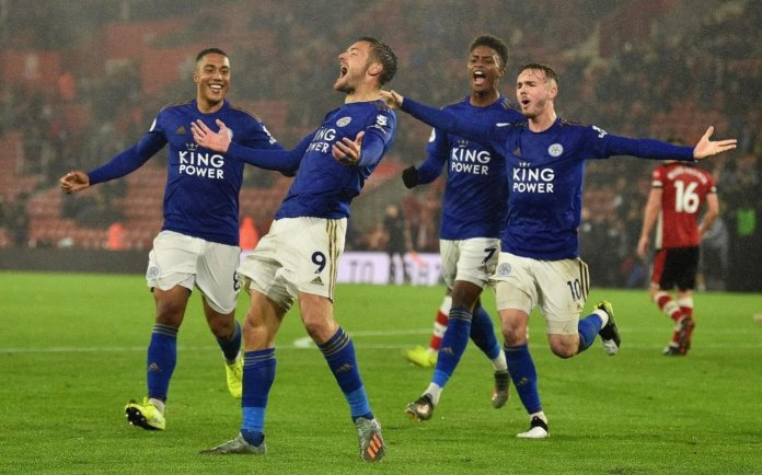 Leicester Decimates Southampton With A 0-9 Defeat