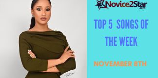 Top 5 Nigerian Songs Of The Week – November 8th 2019 Chart