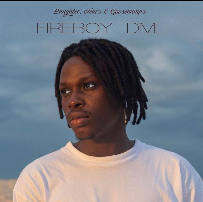 Fireboy DML with the Best Debut Album in