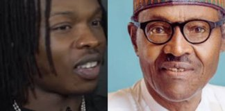 'I'm a Better Leader To Buhari' - Naira Marley Indirectly Tweets