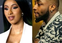"Davido ""Fall"" Remix Feat Cardi B? (SEE VIDEO)"