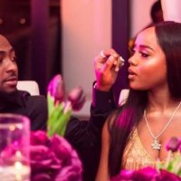 """It's Painful"" – Chioma Cries as Davido Tries  Touching Her B00bs (SEE VIDEO)"