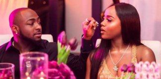 """It's Painful"" – Chioma Cries as Davido Tries To Touch Her B00bs (SEE VIDEO)"