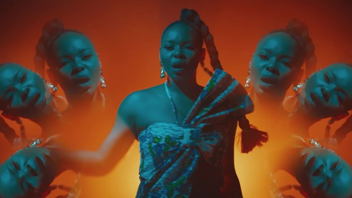 Yemi Alade Lai Lai Video