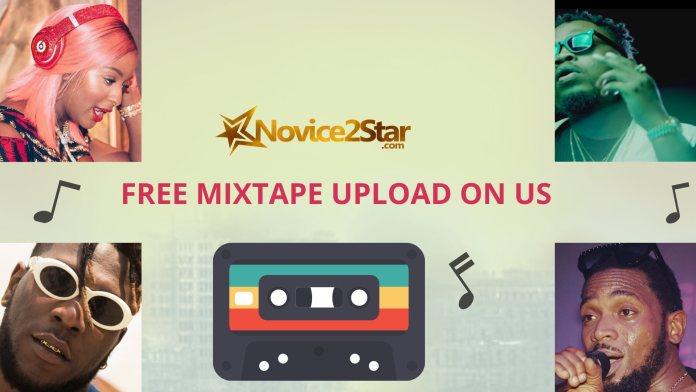 free mixtape upload