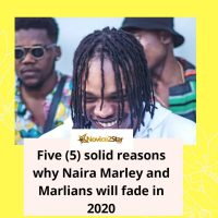 Five (5) Solid Reasons Why Naira Marley and Marlians May Fade Away in 2020