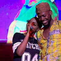 REVEALED: Simi and Adekunle Gold welcome a baby in the US