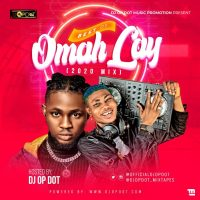 MIXTAPE: DJ OP Dot - 'Best Of Omah Lay' Mix