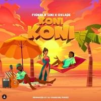 """Fiokee ft. Simi x Oxlade - """"Koni Koni"""" MP3"""
