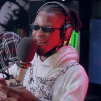 Laycon Freestyles On Wizkid 'No Stress' At Jimmy Jump Off Show (See Video)