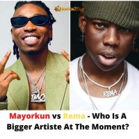 Mayorkun VS Rema - Who Is Winning? [FULL STATISTICS]