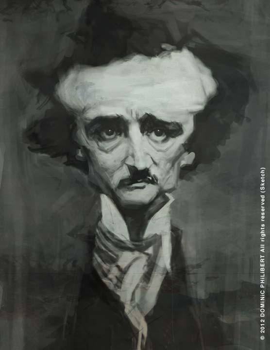 Poe by Dominic Philibert