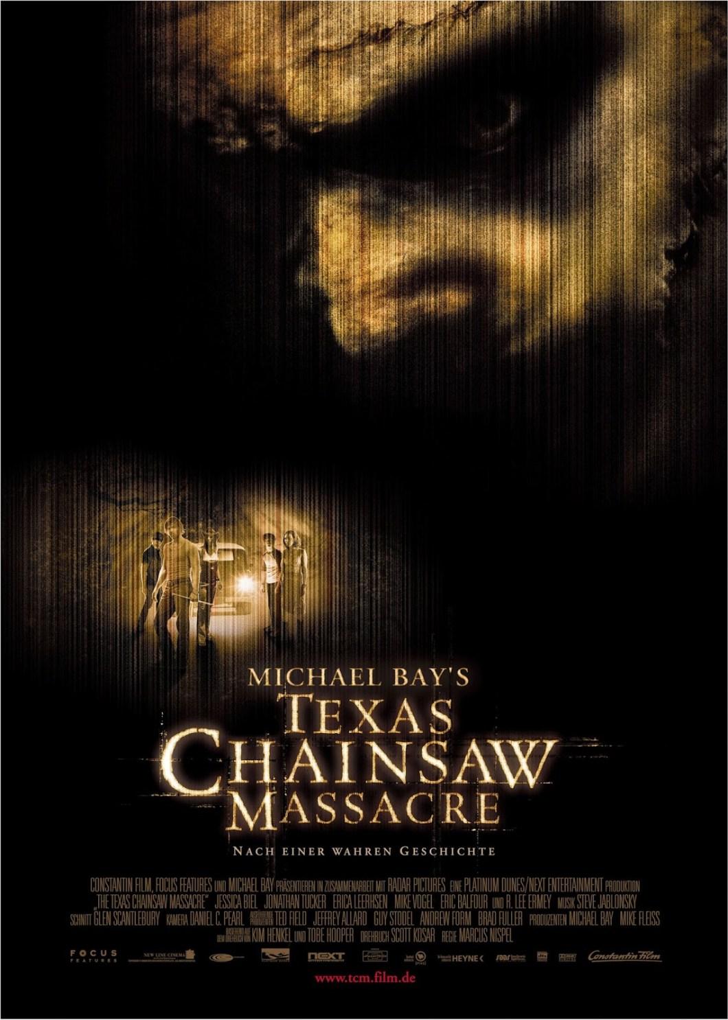 Matanza de Texas (2003) Poster