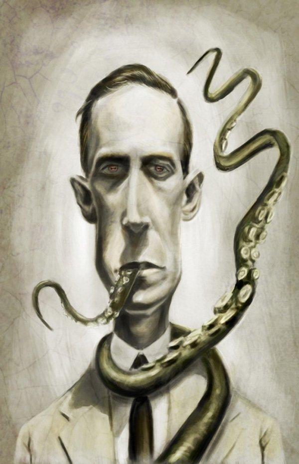 Lovecraft by Mark Hammermeister