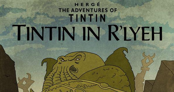 Las Extrañas aventuras de Tintín | Noviembre Nocturno 1