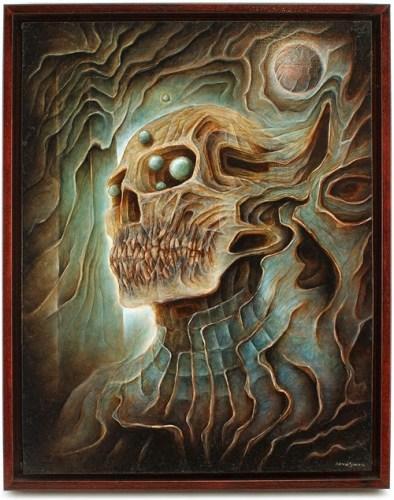 Las Montañas de la Locura - Un Tributo (pictórico) a los escritos de Lovecraft | Noviembre Nocturno 1