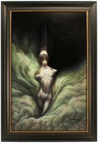 Las Montañas de la Locura - Un Tributo (pictórico) a los escritos de Lovecraft | Noviembre Nocturno 8