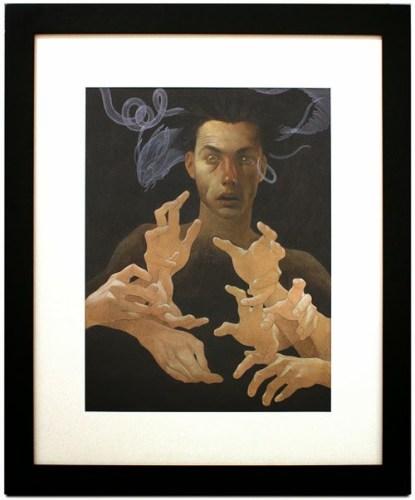 Las Montañas de la Locura - Un Tributo (pictórico) a los escritos de Lovecraft | Noviembre Nocturno 6