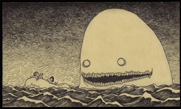 Jhon Kenn, Edward Gorey y el Horror Cósmico | Noviembre Nocturno 3